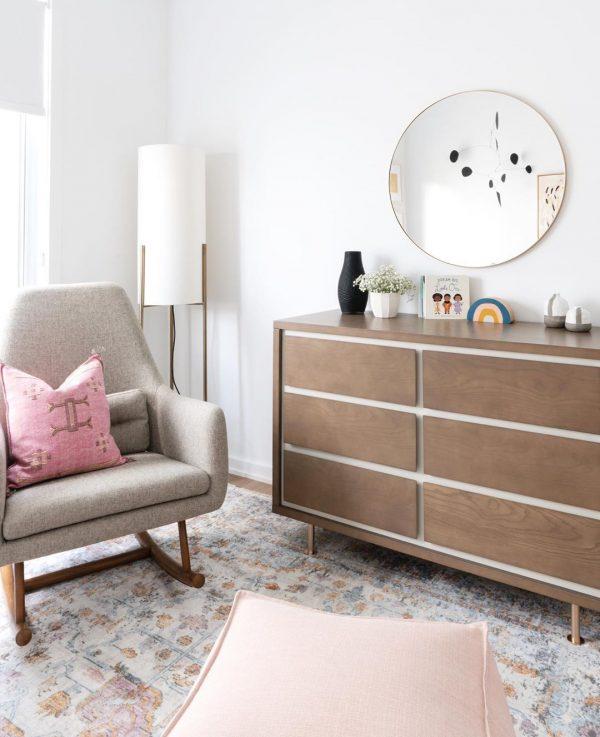 インテリア 丸みのある家具4