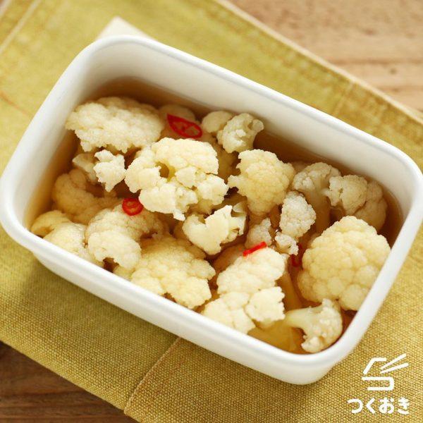食べやすいさっぱり副菜レシピ!和風ピクルス