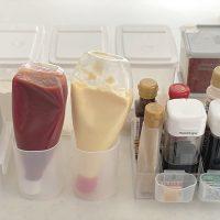 【セリアetc.】の冷蔵庫整理に役立つアイテム☆夏こそ冷蔵庫内をすっきり整理