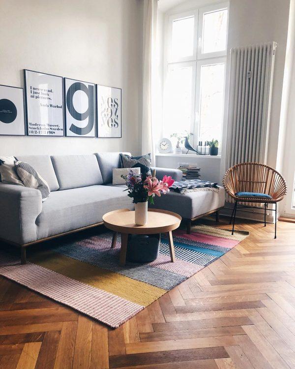 インテリア 丸みのある家具9