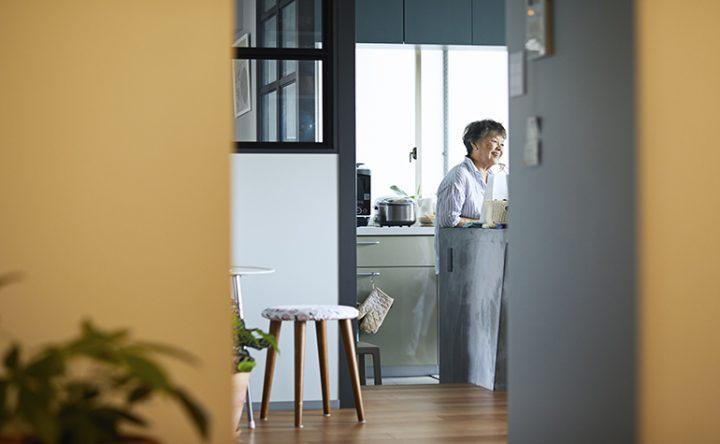 プロが手掛けたリノベ済み物件のメリットは、時間や労力をかけずに理想の家に住めること