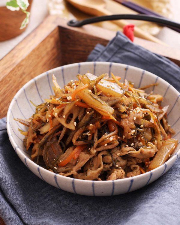 牛肉の簡単常備菜レシピ《炒め物・焼き物》4