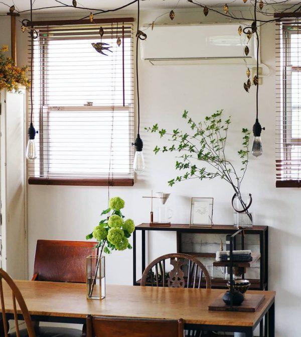 キッチン&ダイニングルームの照明アイディア2