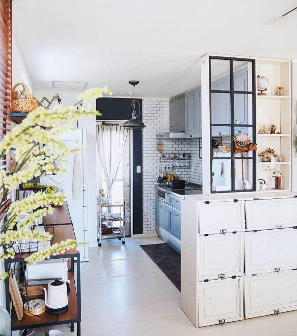 キッチン&ダイニングルームの照明アイディア3
