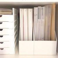 【無印良品】収納上手さんが使っている収納アイテム☆ファイルボックス活用術