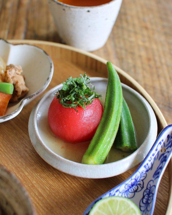 浸すだけ簡単常備菜レシピ!だしトマト