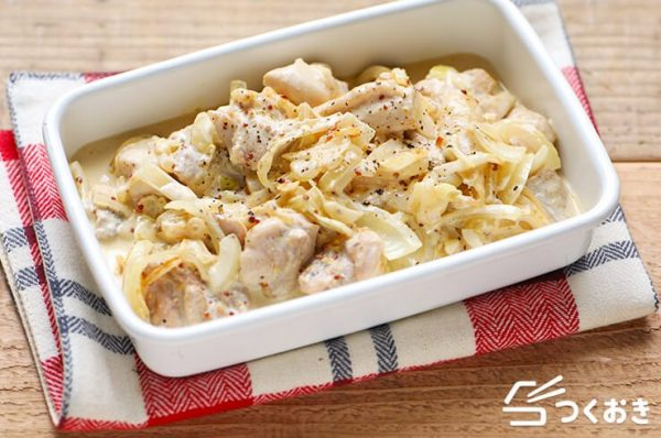 鶏肉の常備菜レシピ特集☆和風14