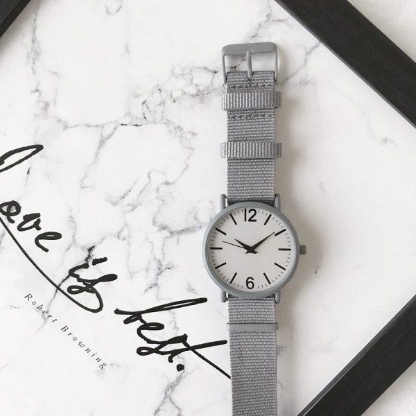 ミリタリーテイストがクールな腕時計