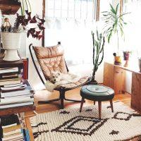 海外インテリアの【くつろぎスペース】特集♡一人掛けソファ&椅子のあるリラックス空間