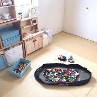子どものいるご家庭必見!おもちゃ別収納でキッズスペースをすっきりさせるコツ