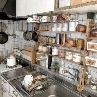 賃貸でも出来るキッチンDIY実例集!料理が楽しくなるリメイクアイデアをご紹介