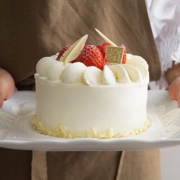 一番人気のお菓子レシピ!ショートケーキ