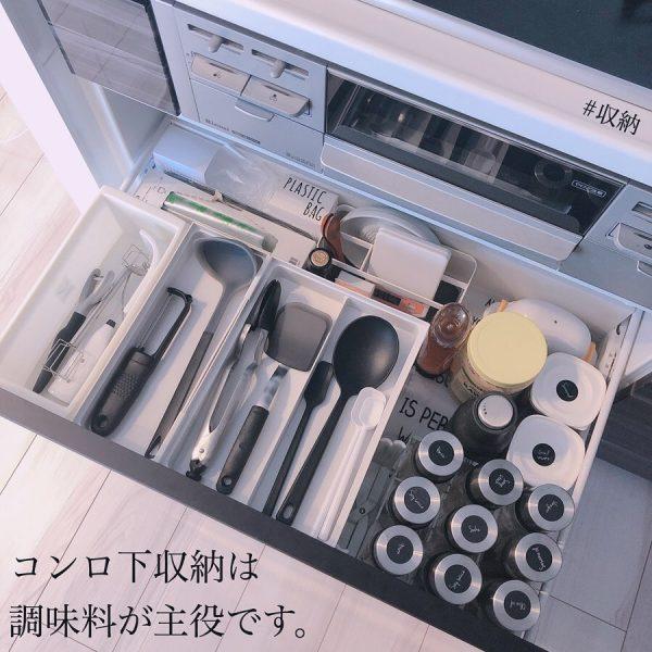 調味料 収納アイデア7