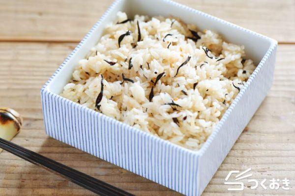 炊き込みご飯の簡単アレンジレシピ☆主食13
