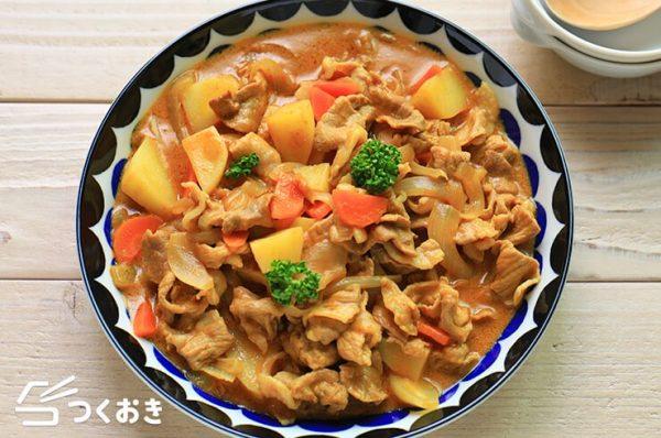 スパイスカレーの本格的なレシピ☆鶏・豚・牛10