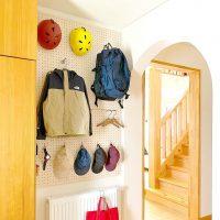 玄関DIYアイデアを紹介!収納スペースが限られた玄関もDIYで収納力UP♪