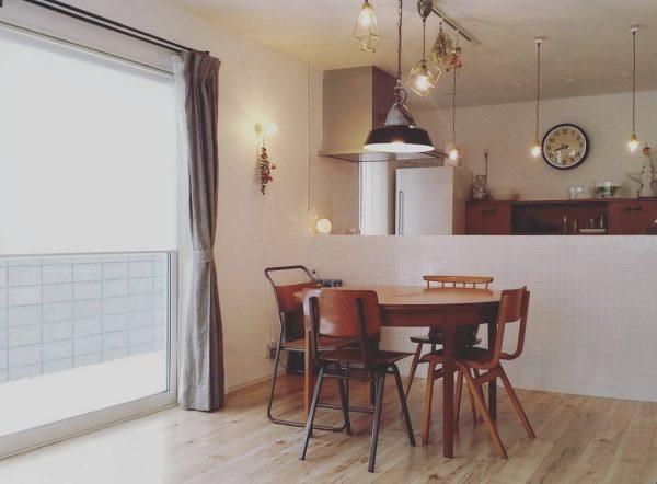 キッチン&ダイニングルームの照明アイディア