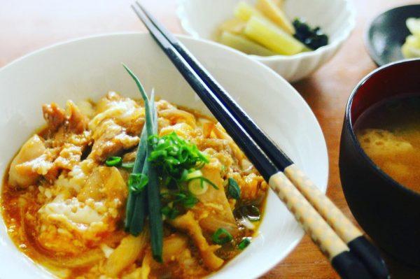 丼の定番家庭料理レシピ!親子丼