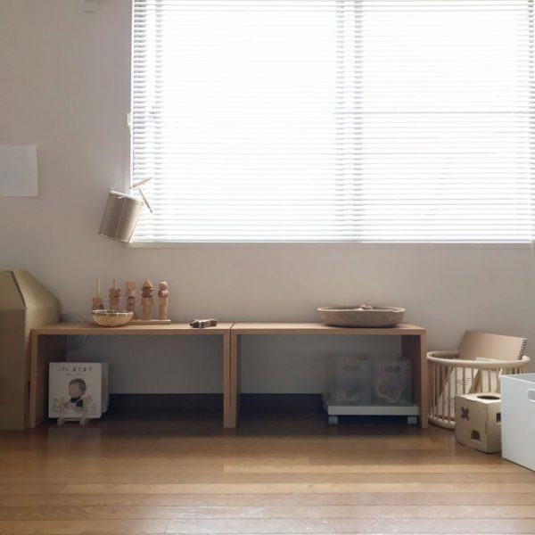 無印良品 コの字の家具3