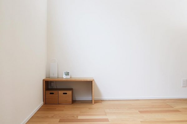 無印良品 コの字の家具2