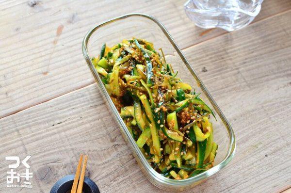 美味しい定番の韓国料理メニュー☆副菜2