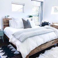おしゃれな寝室を参考に♪センス抜群の素敵な【ベッドメイキング】アイデア