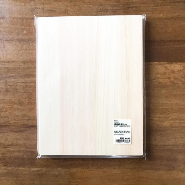 シンプルで使いやすい「調理板」