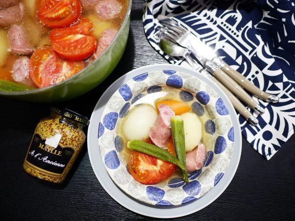オクラの常備菜レシピ特集☆主菜6