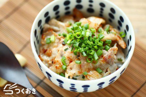 定番の豚肉料理21