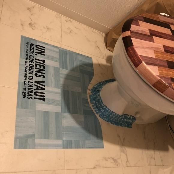 トイレ DIY 実例9