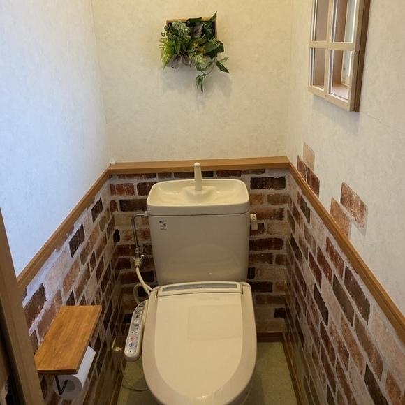 トイレ DIY 実例4