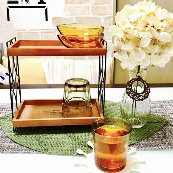 キッチンの棚DIY《食器収納》2