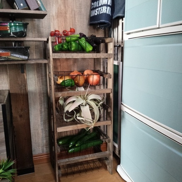 キッチンの棚DIY《その他》