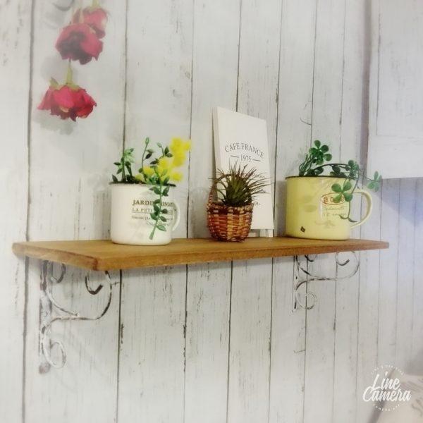キッチンの棚DIY《ディスプレイ》3