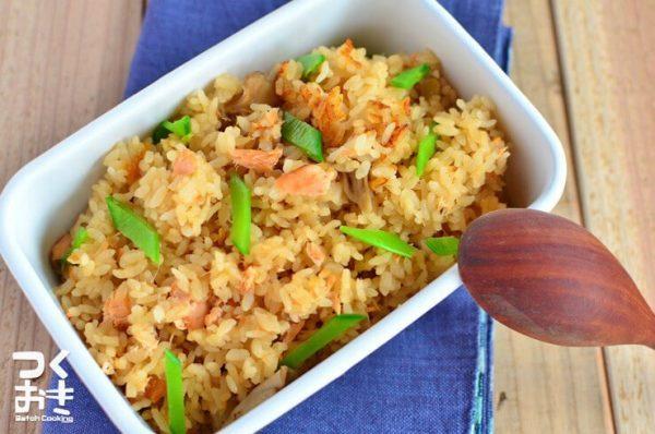 炊き込みご飯の簡単アレンジレシピ☆お弁当11