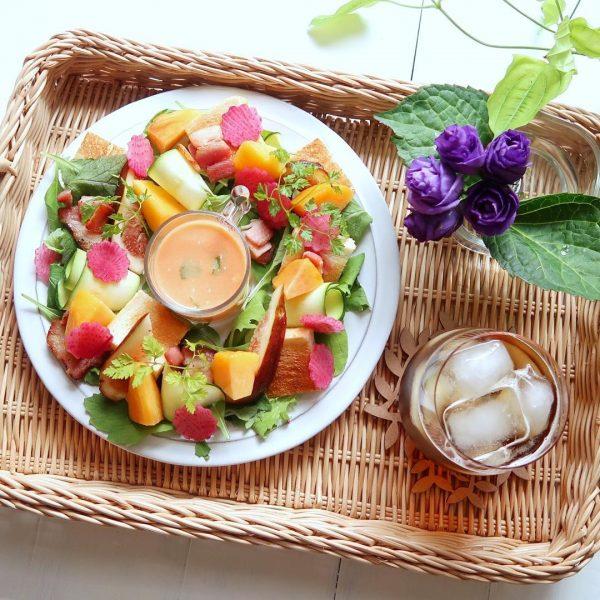 野菜たくさん朝食レシピ《ご飯・パン》4