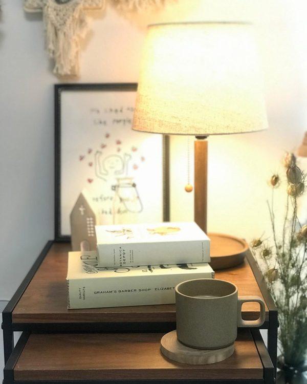 ニトリ テーブルランプ ネストテーブル