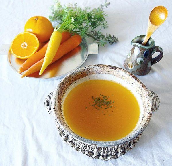 飲んで克服簡単レシピ!フルーツスープ