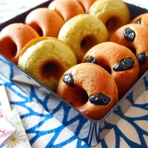 揚げない揚げ物のパンとお菓子レシピ3