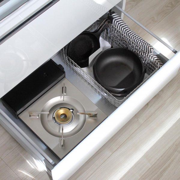無印良品 キッチン 収納10