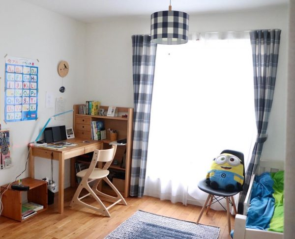 ベッドルーム&子ども部屋の照明アイディア5