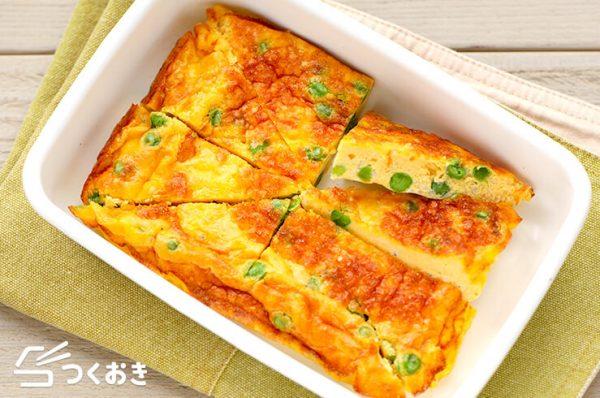 タンパク質が多い朝食メニュー21
