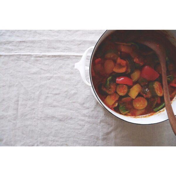 野菜の人気常備菜レシピ!ラタトゥイユ