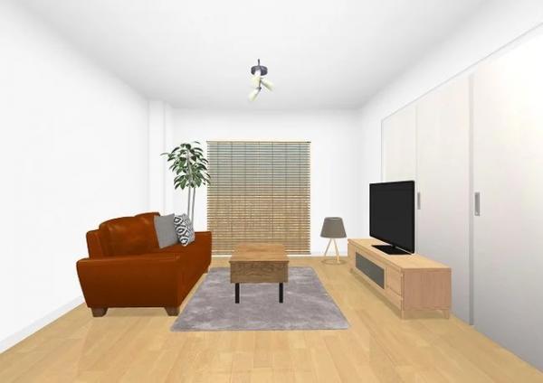 2. 家具の配置を入れ換える