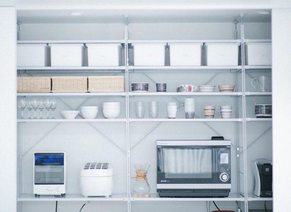 無印良品 キッチン 収納9