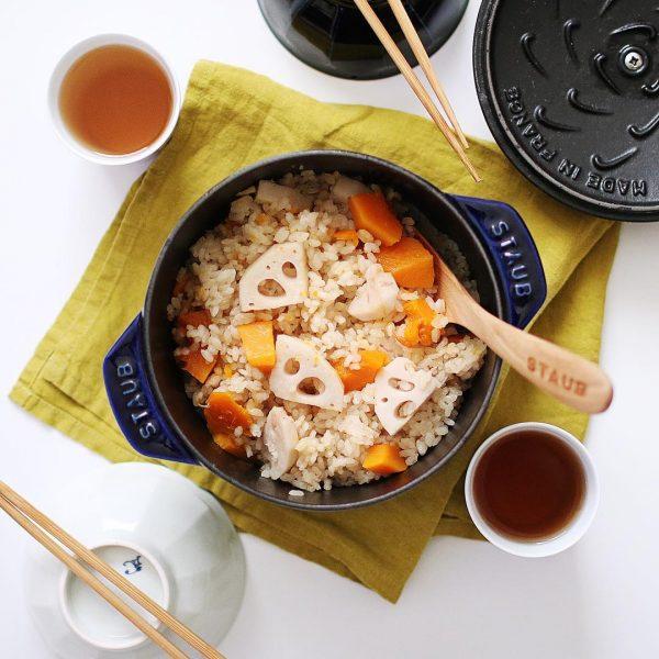ご飯の野菜嫌い克服レシピ!炊き込みご飯