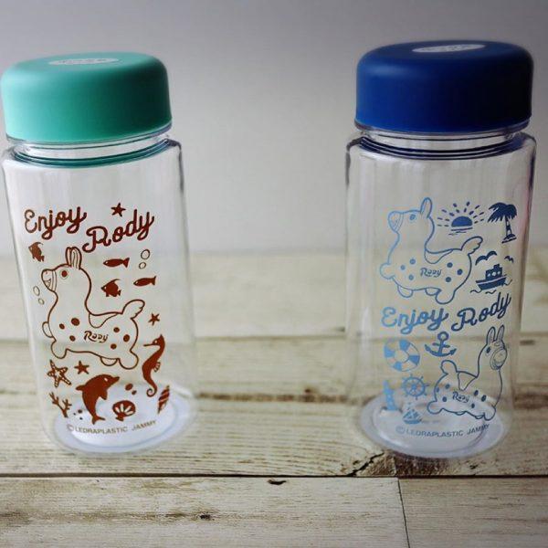ロディのマリン風デザインドリンクボトル