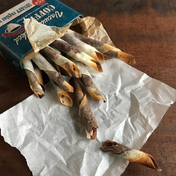 揚げない揚げ物のパンとお菓子レシピ2
