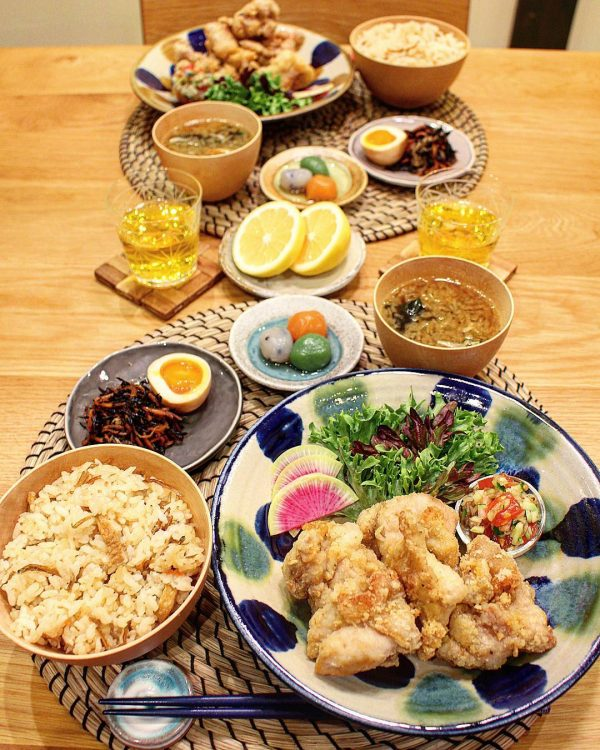 簡単定番家庭料理!炊き込みご飯