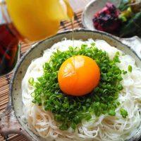 そうめんのアレンジレシピ特集!飽きないまま使い切れる簡単ひと工夫料理を大公開!